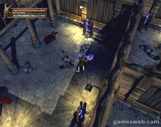 Baldur's Gate: Dark Alliance  Archiv - Screenshots - Bild 2