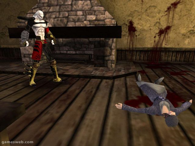 Legacy of Kain: Blood Omen 2  Archiv - Screenshots - Bild 16