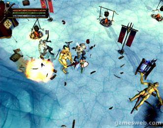 Baldur's Gate: Dark Alliance  Archiv - Screenshots - Bild 5