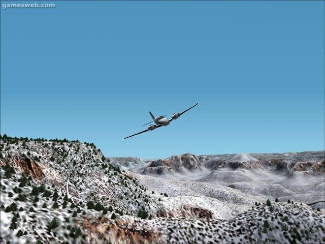 Flight Simulator 2002  Archiv - Screenshots - Bild 21