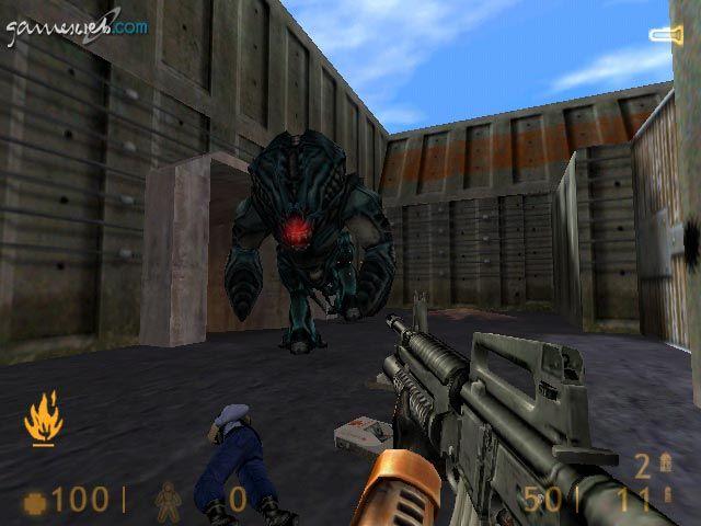 Half-Life  Archiv - Screenshots - Bild 13