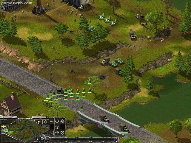 Sudden Strike - Screenshots - Bild 8