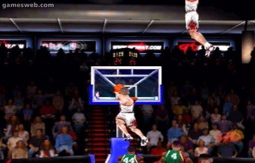 NBA Hoopz - Screenshots - Bild 14