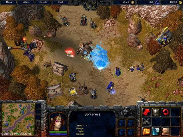 Warcraft III  Archiv - Screenshots - Bild 7