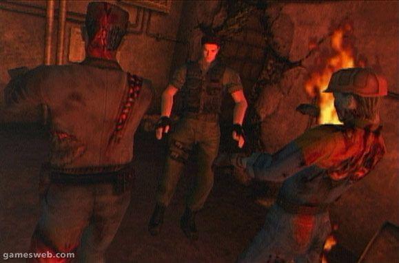 Resident Evil: Code Veronica X  Archiv - Screenshots - Bild 2