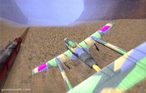 Sky Odyssey - Screenshots - Bild 2