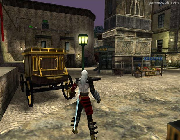 Legacy of Kain: Blood Omen 2  Archiv - Screenshots - Bild 11