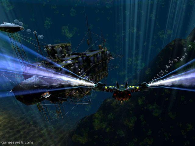 AquaNox  Archiv - Screenshots - Bild 13