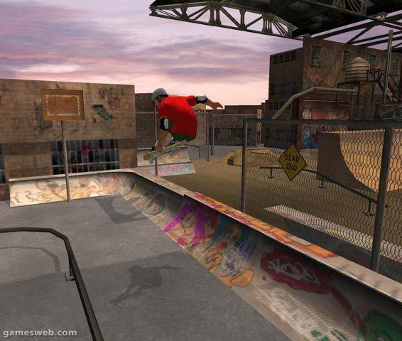ESPN X Games Skateboarding  Archiv - Screenshots - Bild 10