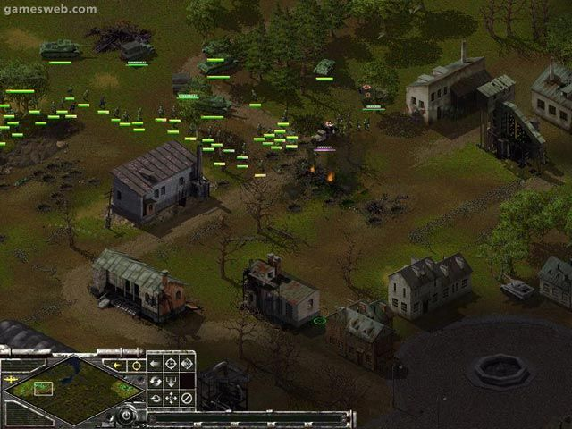 Sudden Strike - Screenshots - Bild 11
