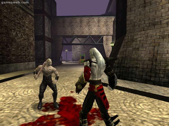 Legacy of Kain: Blood Omen 2  Archiv - Screenshots - Bild 13