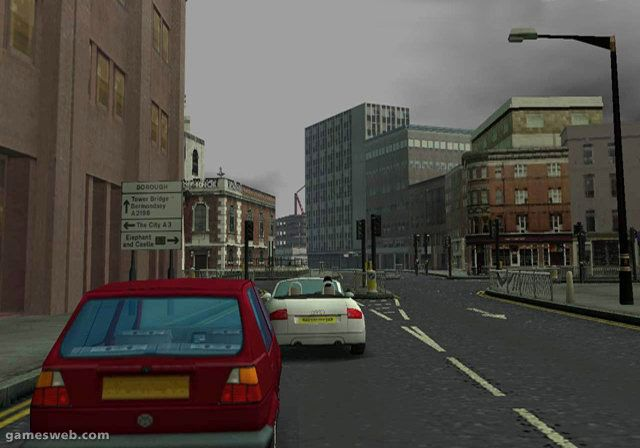 The Getaway  Archiv - Screenshots - Bild 2