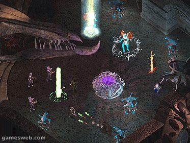 Baldur's Gate II: Throne of Bhaal - Screenshots - Bild 1
