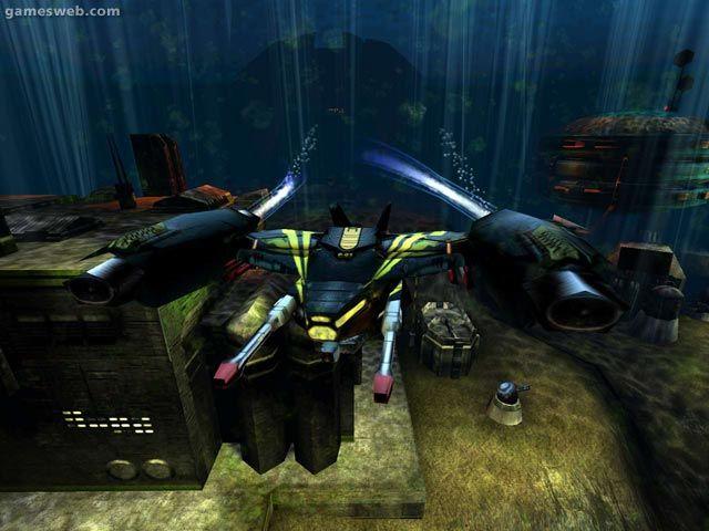 AquaNox  Archiv - Screenshots - Bild 9