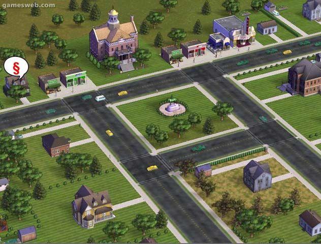 SimsVille  Archiv - Screenshots - Bild 12