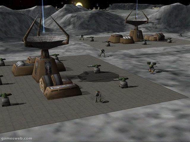 Mech Commander 2  Archiv - Screenshots - Bild 7