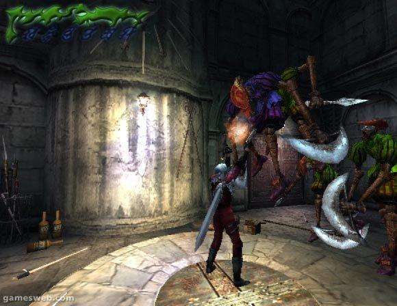 Devil May Cry  Archiv - Screenshots - Bild 17