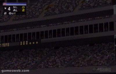 All Star Baseball 2002 - Screenshots - Bild 3