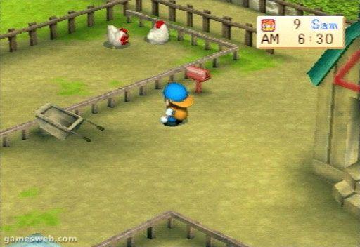 Harvest Moon - Screenshots - Bild 16