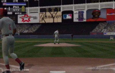 All Star Baseball 2002 - Screenshots - Bild 2