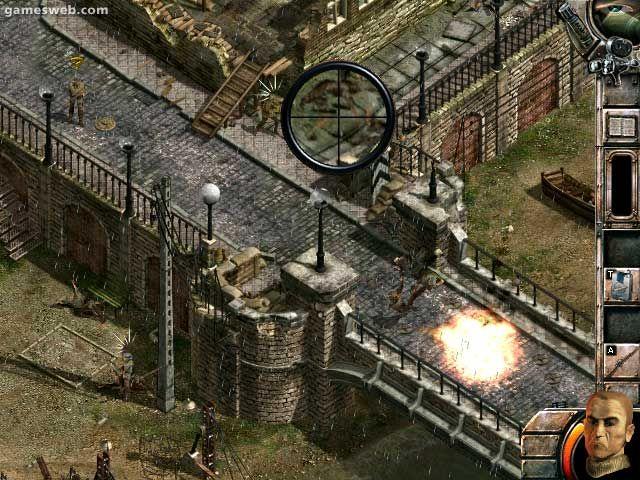 Commandos 2  Archiv - Screenshots - Bild 10