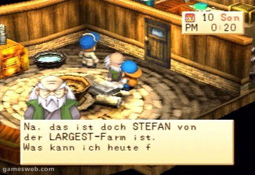 Harvest Moon - Screenshots - Bild 5