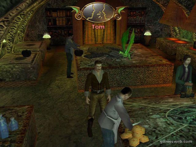 Dragon Riders: Chronicles of Pern - Screenshots - Bild 6