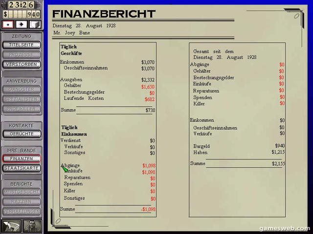 Gangsters 2 - Vendetta - Screenshots - Bild 6