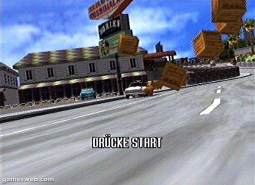 Crazy Taxi - Screenshots - Bild 10