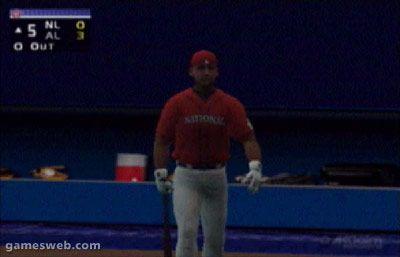 All Star Baseball 2002 - Screenshots - Bild 6