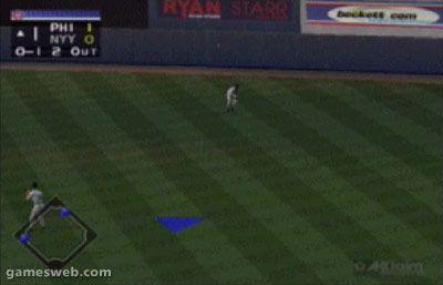 All Star Baseball 2002 - Screenshots - Bild 4
