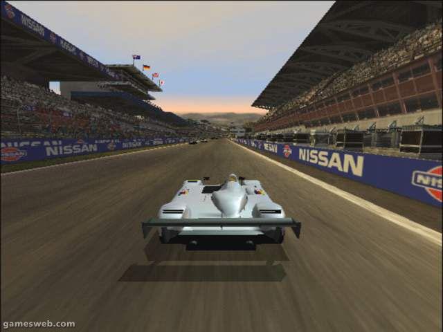 Le Mans 24 Stunden  Archiv - Screenshots - Bild 8