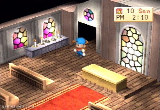 Harvest Moon - Screenshots - Bild 7