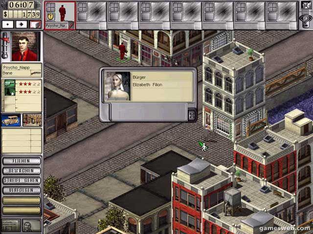 Gangsters 2 - Vendetta - Screenshots - Bild 7