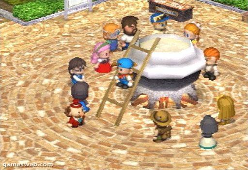 Harvest Moon - Screenshots - Bild 10