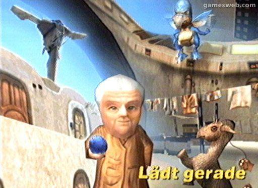 Star Wars: Super Bombad Racing - Screenshots - Bild 14