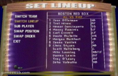 All Star Baseball 2002 - Screenshots - Bild 11