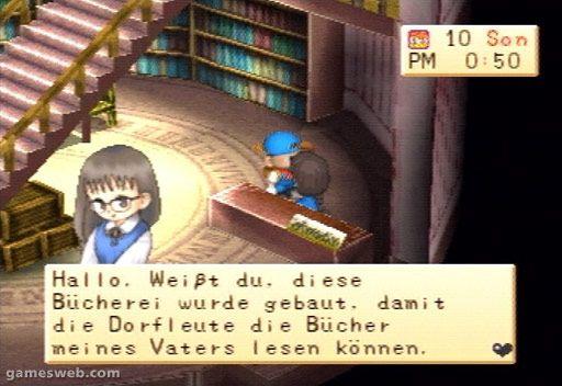 Harvest Moon - Screenshots - Bild 19