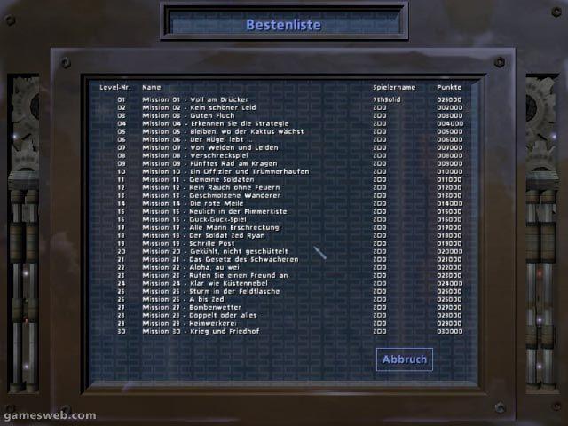 Z: Steel Soldiers - Screenshots - Bild 11