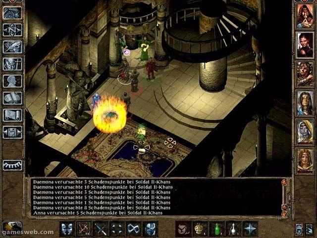 Baldur's Gate II: Thron des Bhaal - Screenshots - Bild 1