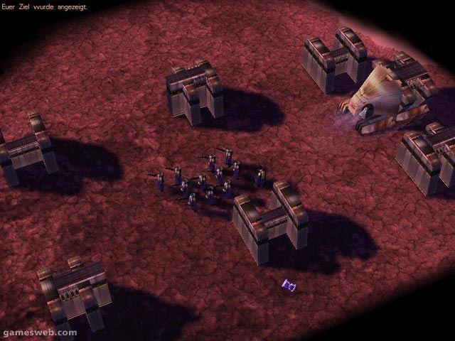 Emperor - Schlacht um Dune - Screenshots - Bild 6