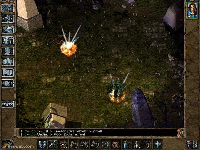 Baldur's Gate II: Thron des Bhaal - Screenshots - Bild 9