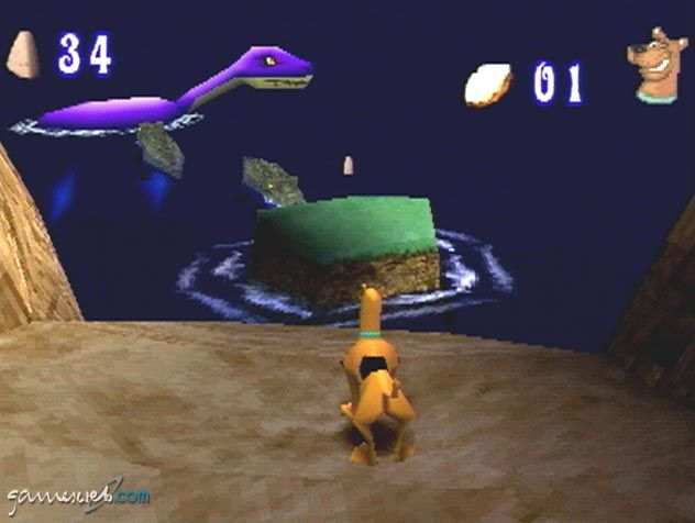 Scooby Doo and the Cyber Chase!  Archiv - Screenshots - Bild 14