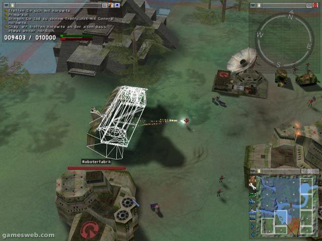 Z: Steel Soldiers - Screenshots - Bild 3