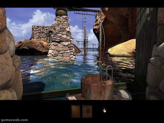 Myst III: Exile - Screenshots - Bild 5