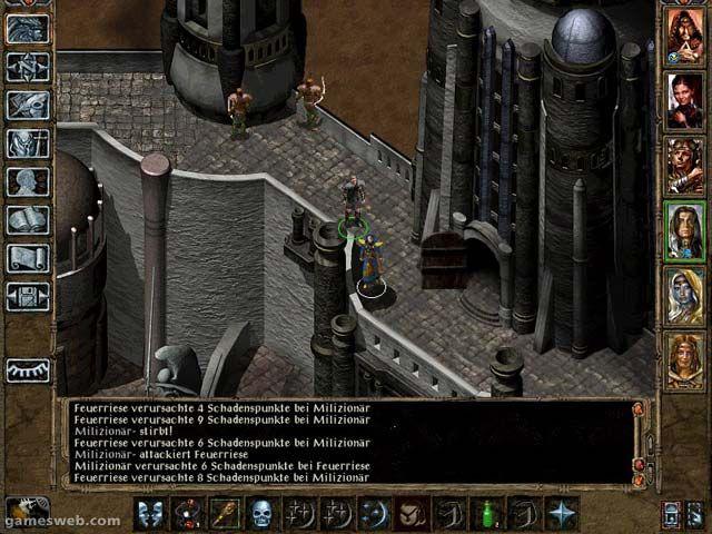 Baldur's Gate II: Thron des Bhaal - Screenshots - Bild 17
