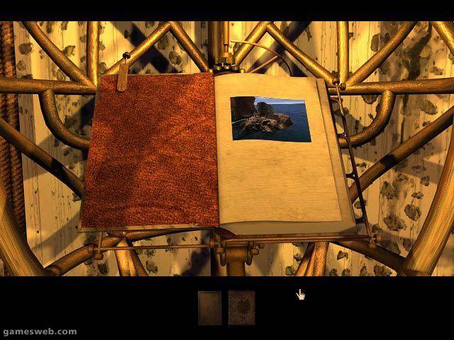 Myst III: Exile - Screenshots - Bild 6