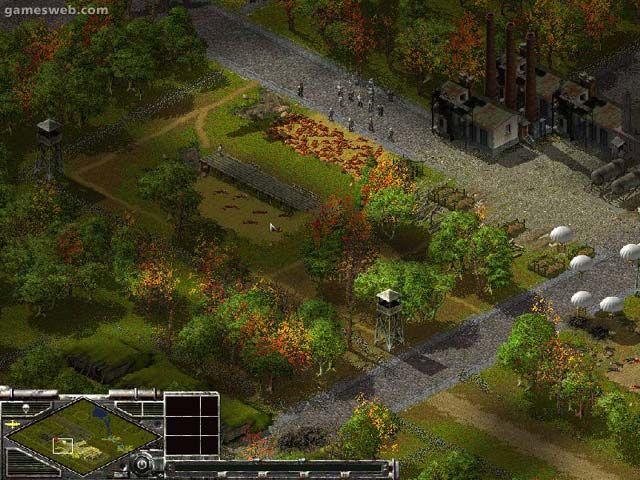 Sudden Strike - Screenshots - Bild 14