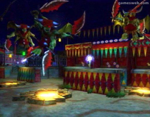 Gauntlet Dark Legacy - Screenshots - Bild 3