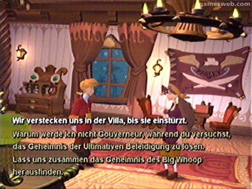 Flucht von Monkey Island - Screenshots - Bild 8